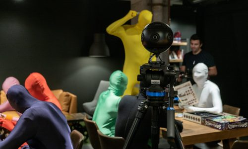 Google Street View, Morphsuits, and Coveo